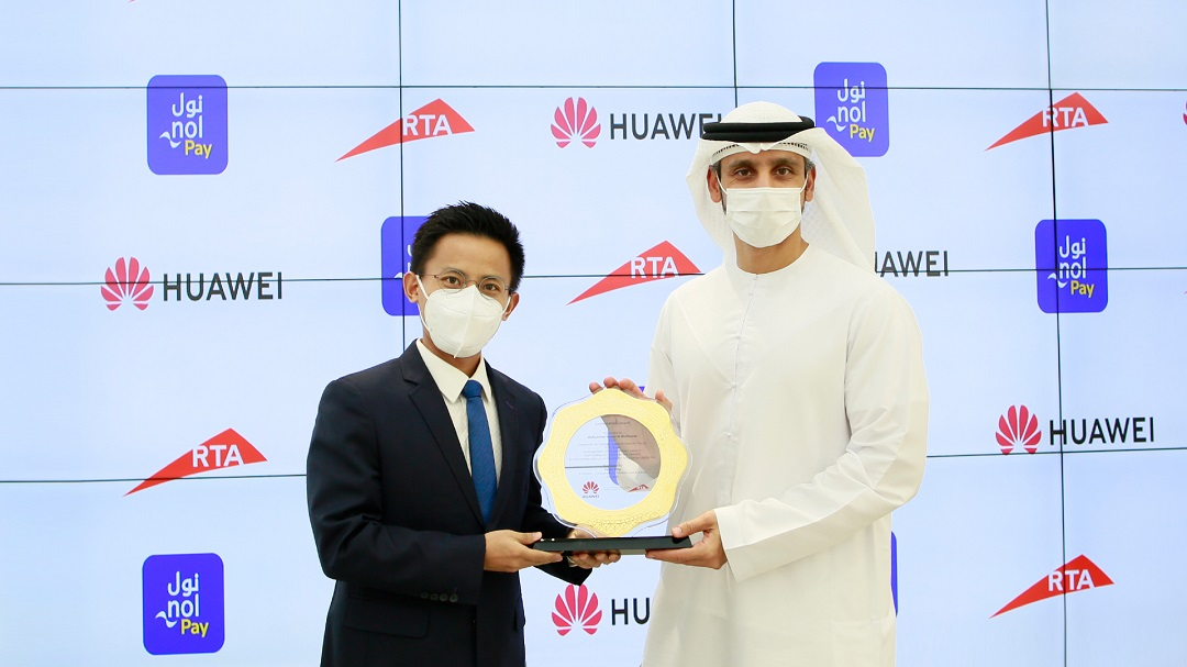 Dubai's RTA launches region's first digital nol cards in cooperation with Huawei