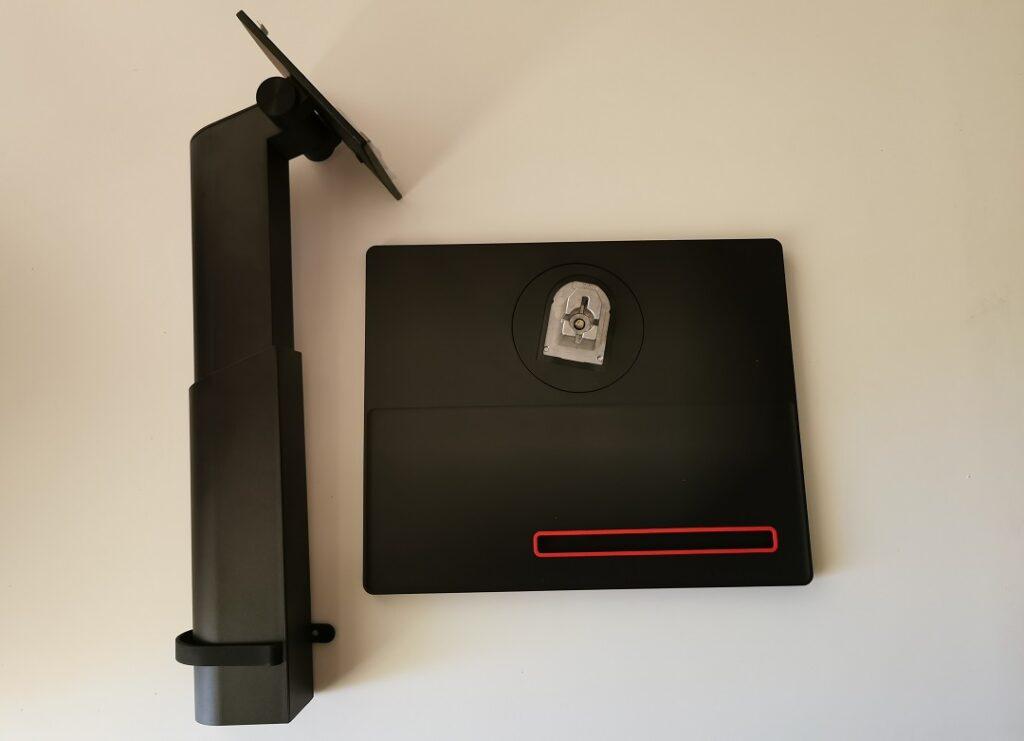 Lenovo ThinkVision T34W-20 Monitor- Base & Stand