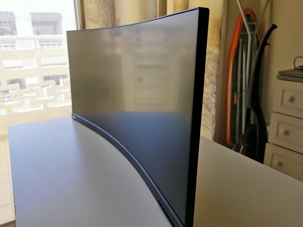 Lenovo ThinkVision T34W-20 Monitor- Curved Monitor