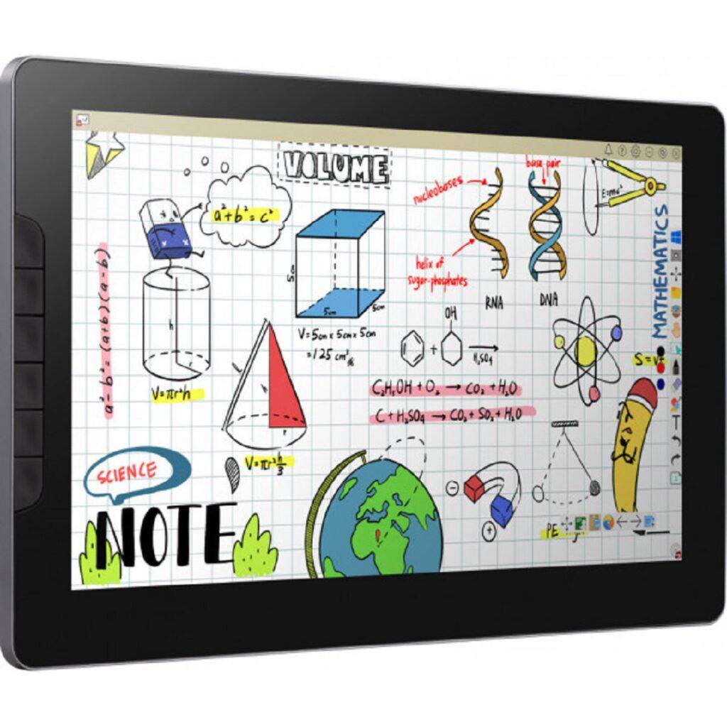 ViewSonic- Notas_Pen Display- 1