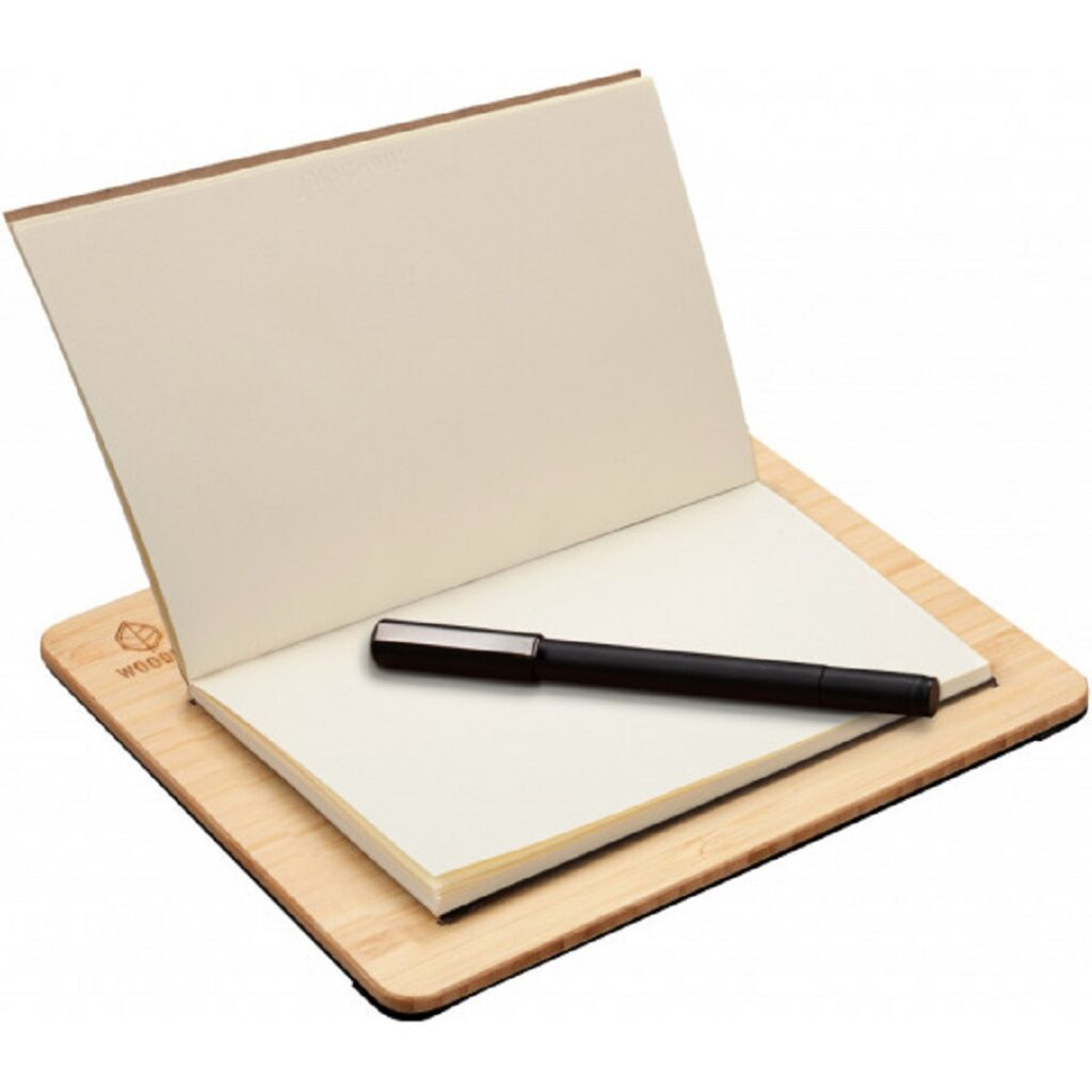 Viewsonic WoodPad Paper- Open Book