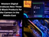 WD Intro 3 new product for MIDDLE East