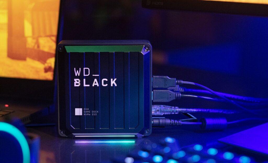 Western Digital Black - D50-SSD