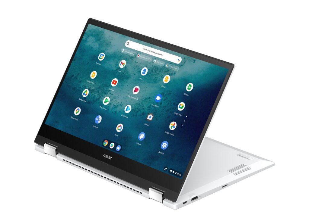 Asus Chromebook Flip CX5 - Model CX5500- Tablet Form