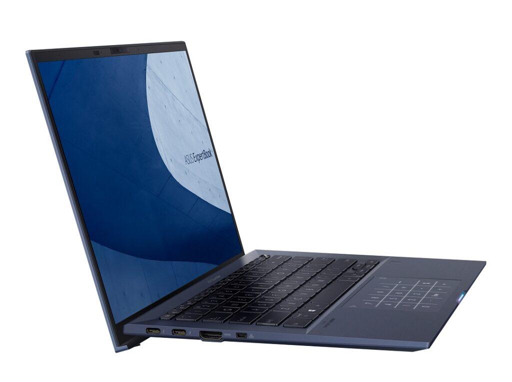 Asus ExpertBook B9 - Model B9400- Side View