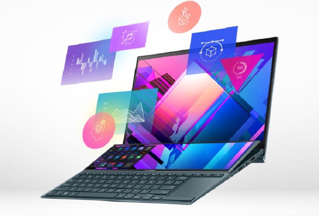 Asus ZenBook-Duo-14-UX482