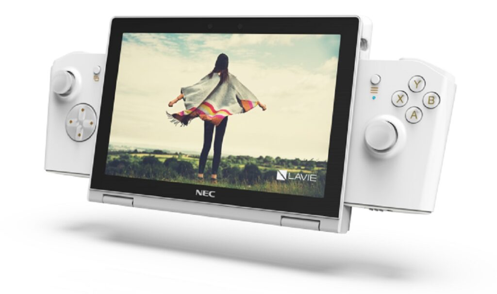 LAVIE MINI with optional Gaming Controller
