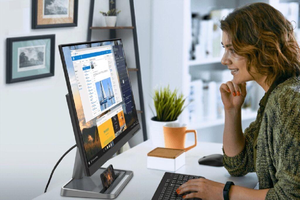 The new Lenovo L24i-30 Monitor