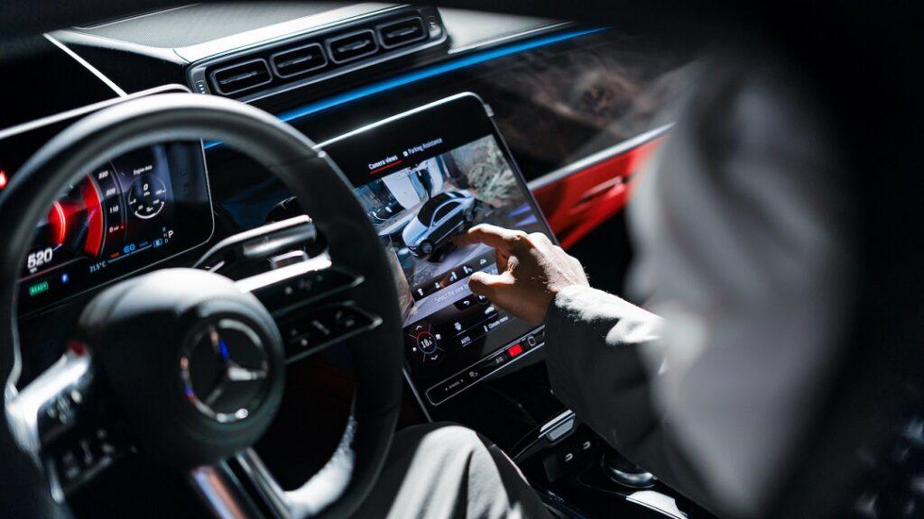 Mercedes-Benz S-Class - EMC Launch - MBUX