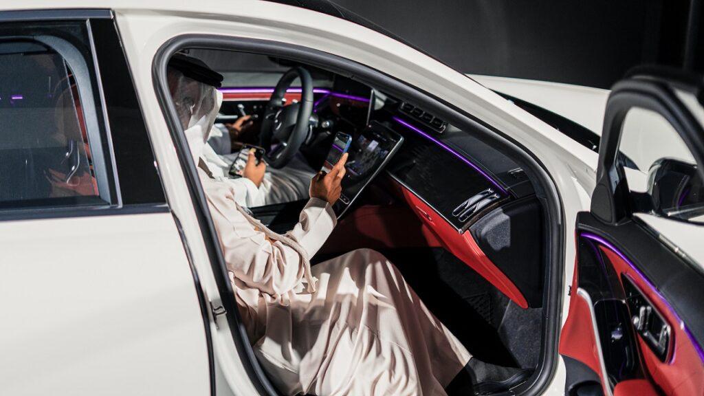 Mercedes-Benz S-Class - EMC Launch - 5