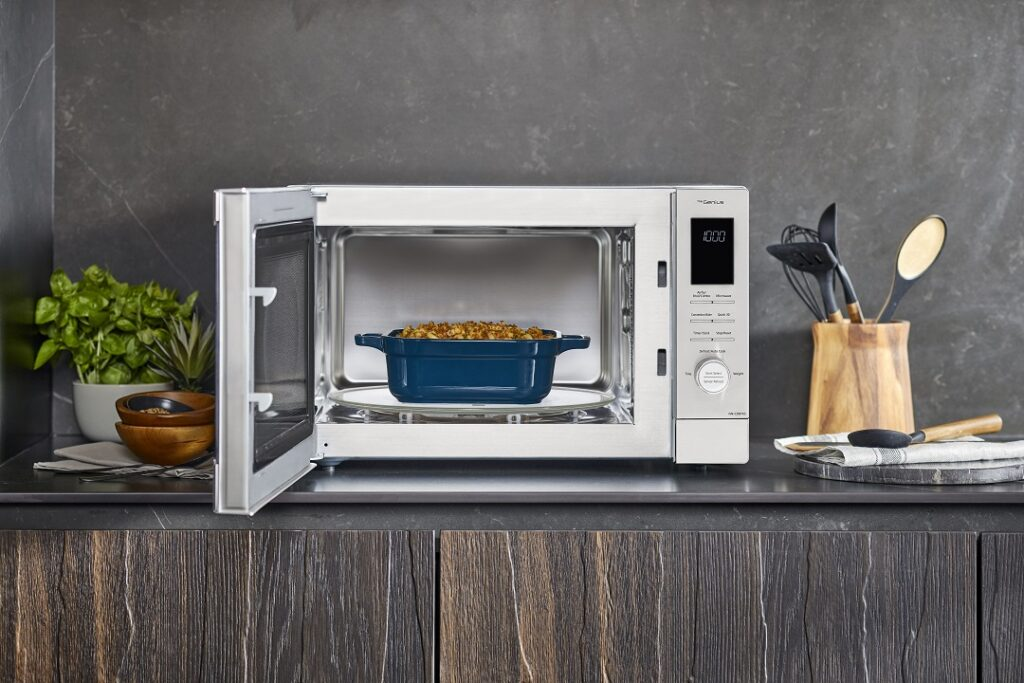 Panasonic NN-CD87KS HOME CHEF 4-in-1 Countertop Multi-Oven