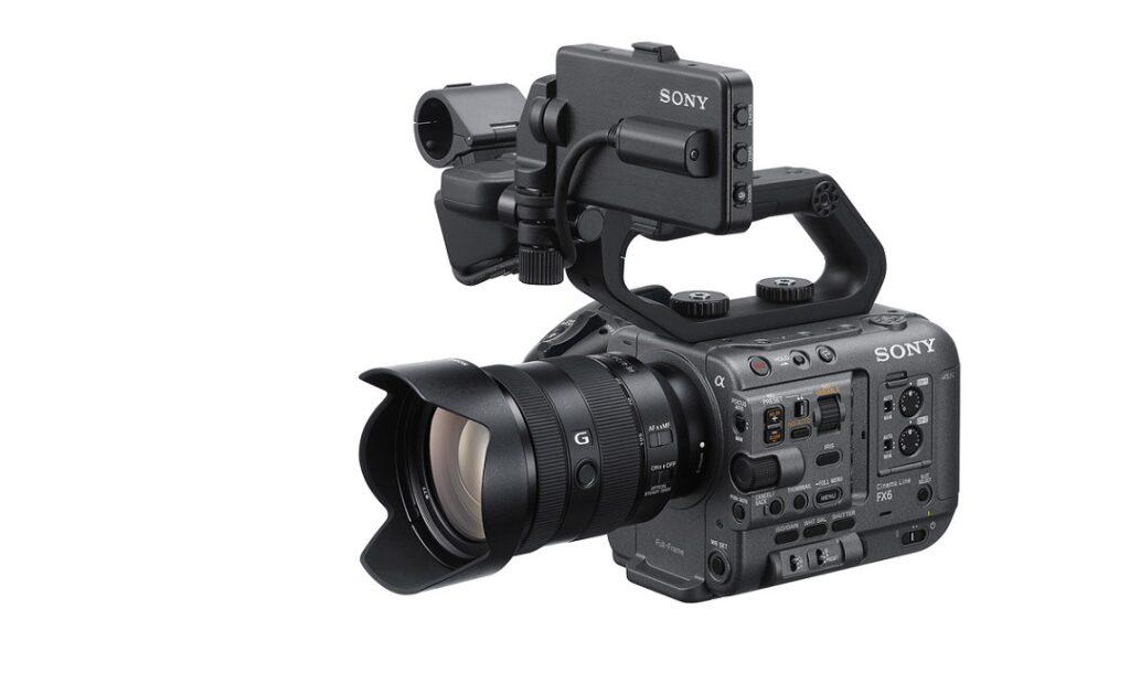 Sony FX6 full-frame 4K camera
