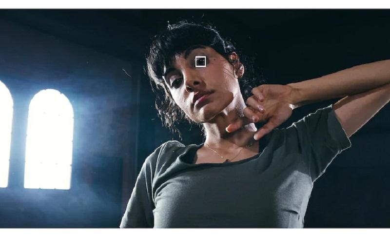 Sony FX6 full-frame 4K camera- Real-time Eye AF and Face Detection