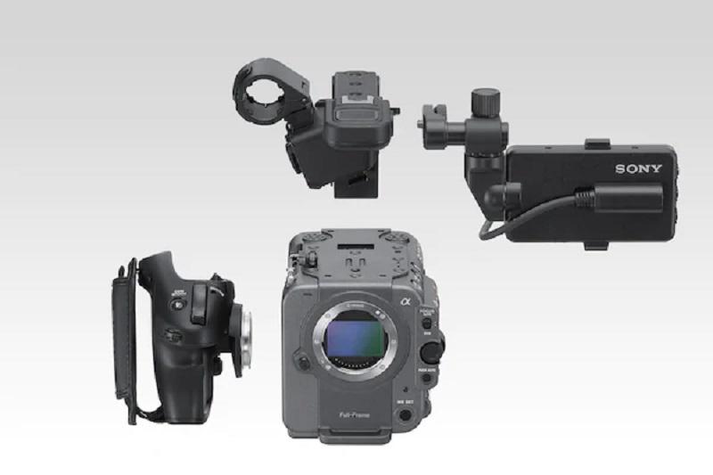 Sony FX6 full-frame 4K camera- Robust body