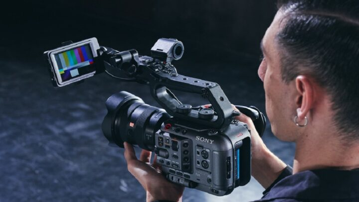 Sony FX6 Full Frame 4K Camera joins the list of approved cameras for shooting Netflix Originals