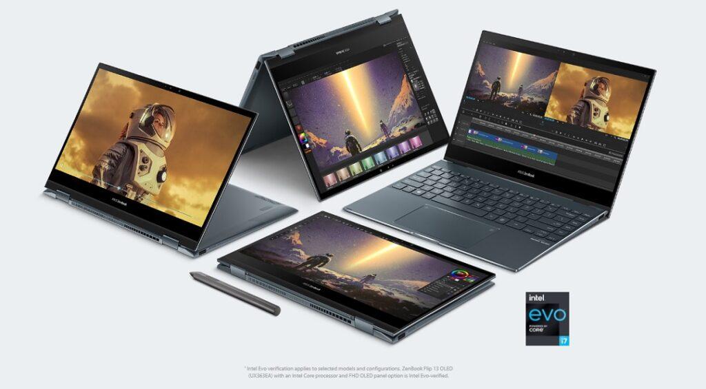 ASUS ZenBook Flip 13 OLED-UX363