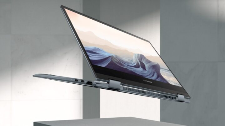ASUS Announces The Updated ZenBook Flip 13 OLED (UX363)