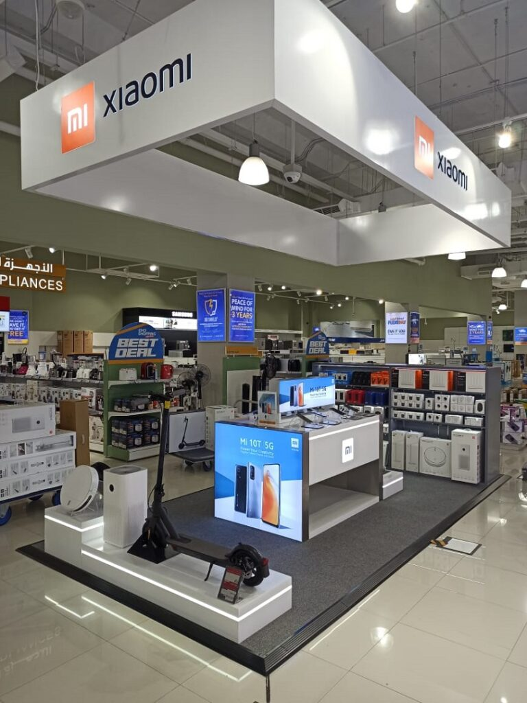 All Xiaomi Products are now available across Sharaf DG stores in UAE -1