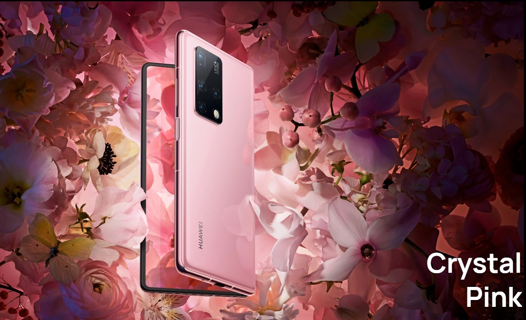 HUAWEI Mate X2-Color-Crystal Pink