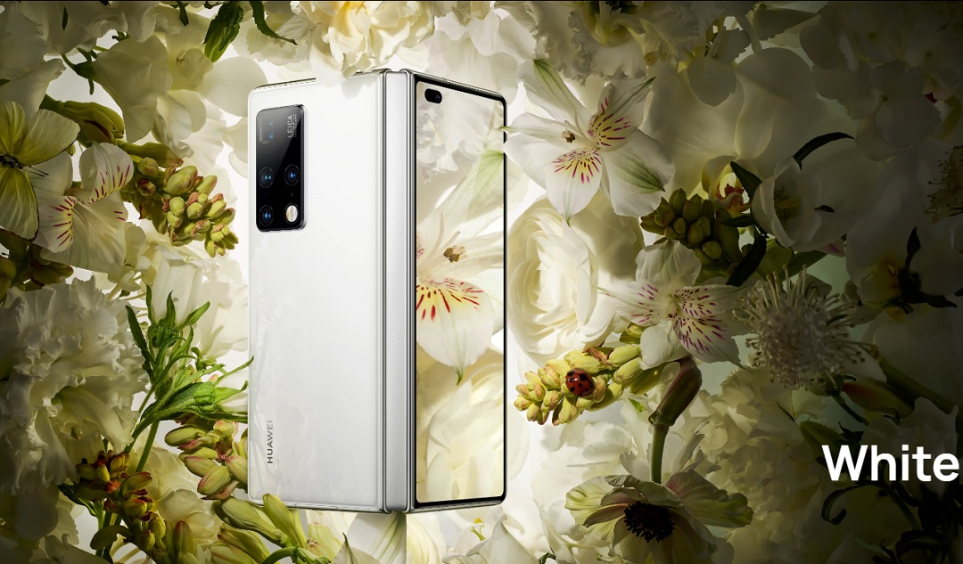 HUAWEI Mate X2-Color-White