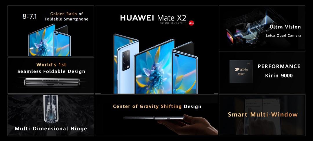 HUAWEI Mate X2-overrall