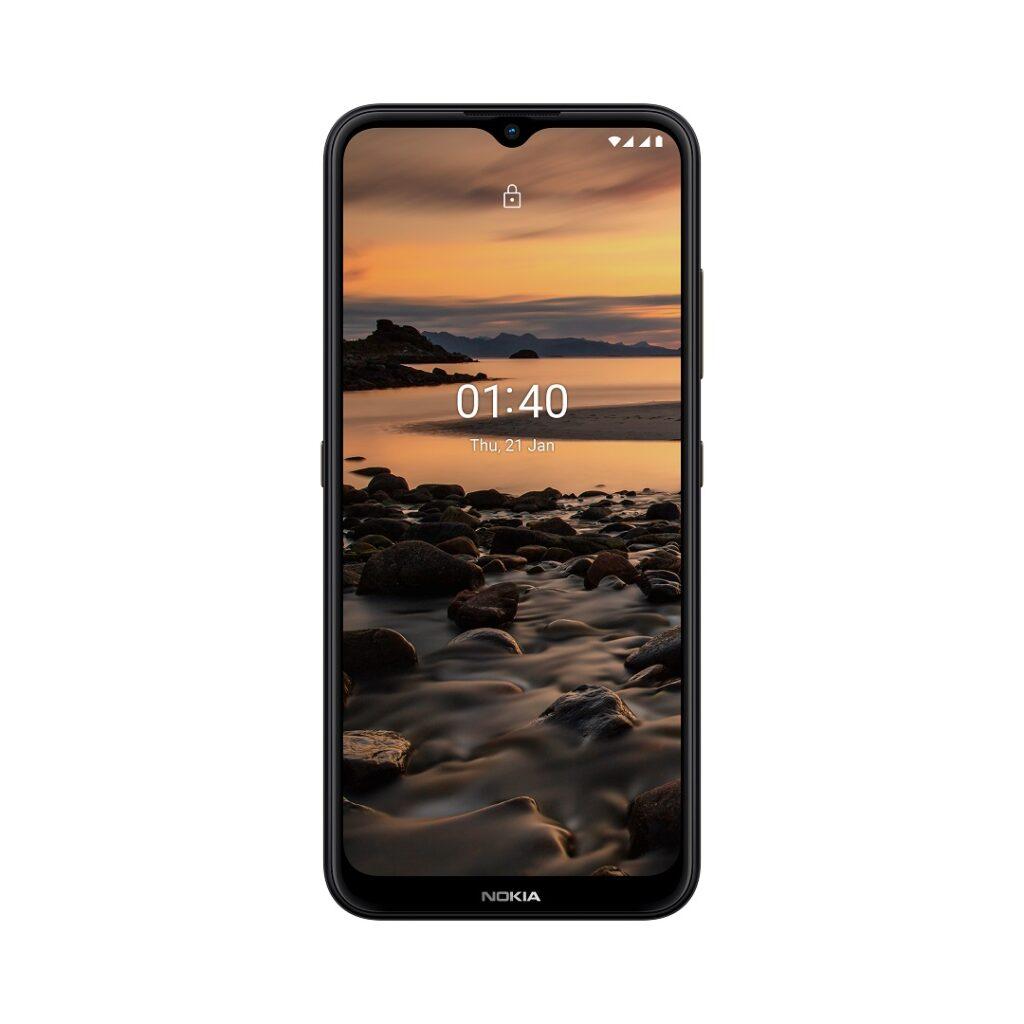 Nokia 1.4_Front