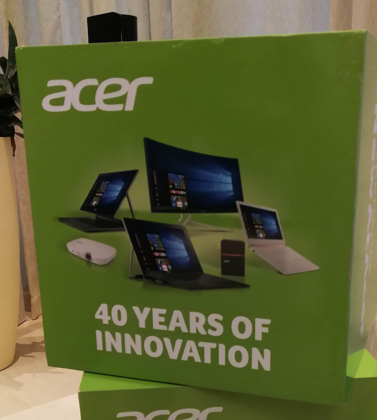 Acer Middle East showcases the Predator Triton 700 and other stylish products to enhance lifestyle