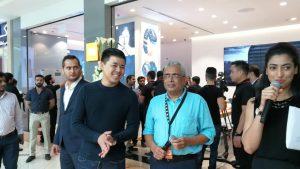 Donovan Sung - Xiaomi Global & Ravi Mathew of TASK FZCO