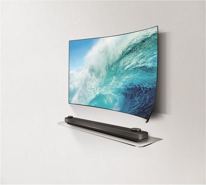 LG SIGNATURE OLED TV W series