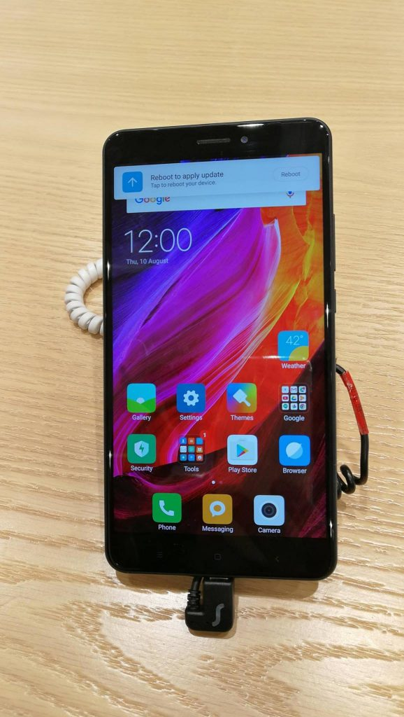 Xiaomi Mi Max 2 Smartphone