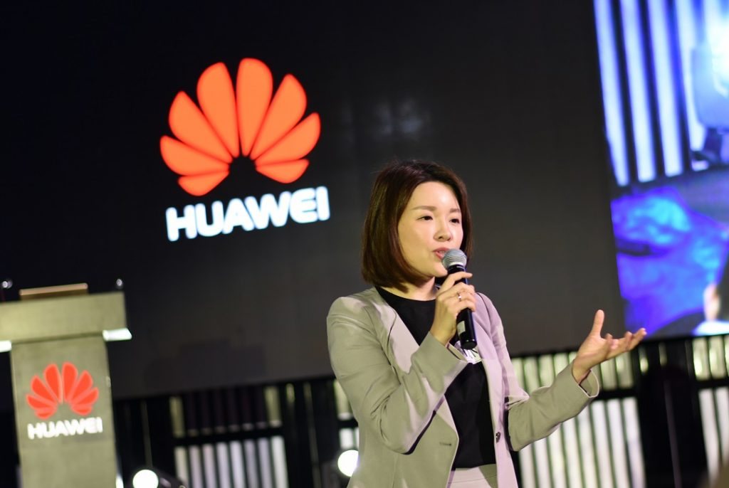 Glory Cheung - Chief Marketing Officer, Huawei Consumer Business Group (CBG)-1