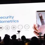 Samsung Galaxy Note8 - security