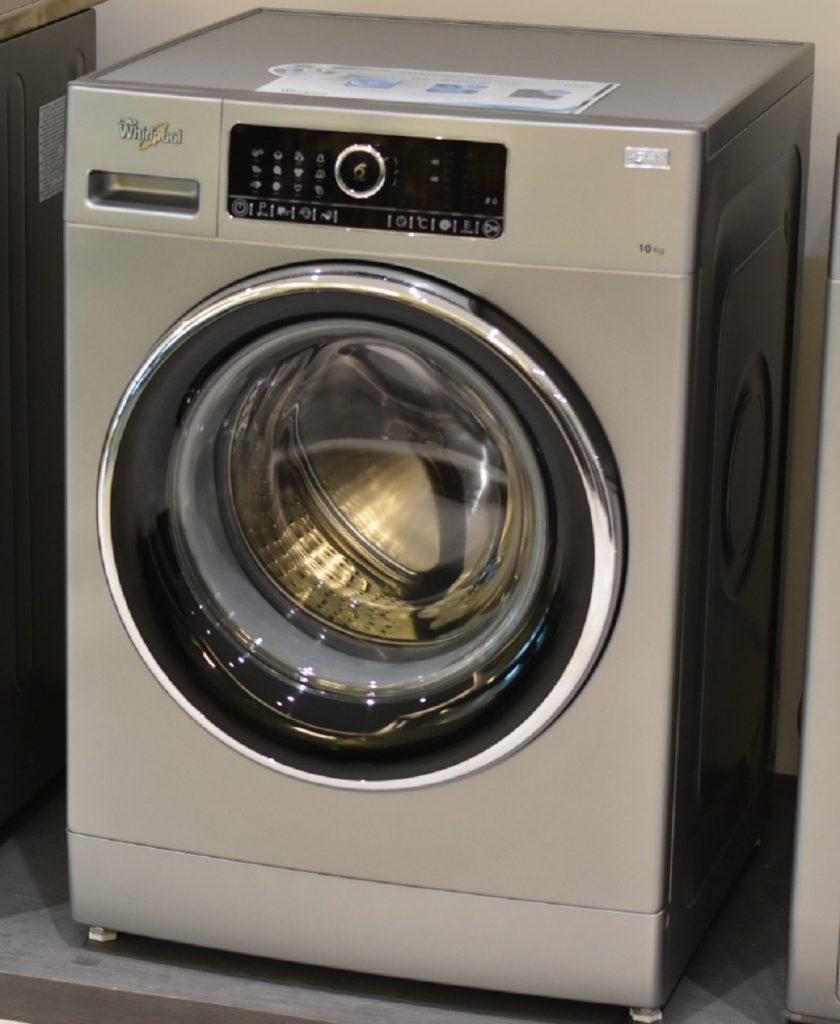Whirlpool 6th Sense-Washing Machine