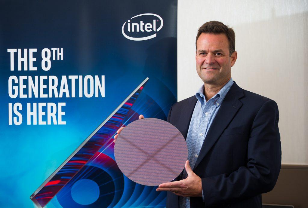Intel 8th Gen Launch- Jeff McCrea, VP Global Retail Sales