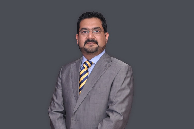 Mr. Khwaja Saifuddin, Senior Sales Director, Western Digital, India, Middle East and Africa