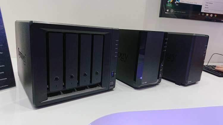 Synology showcased latest innovations in Networking, Application, and Storage, Technologies