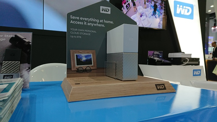 Western Digital - My Cloud