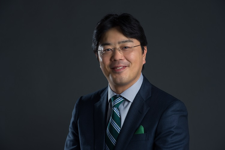 Taro Kimura, Managing Director of Sony Middle East and Africa