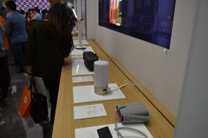 Bluetooth speaker and more at Xiaomi 2nd Store opening in City Center Deira