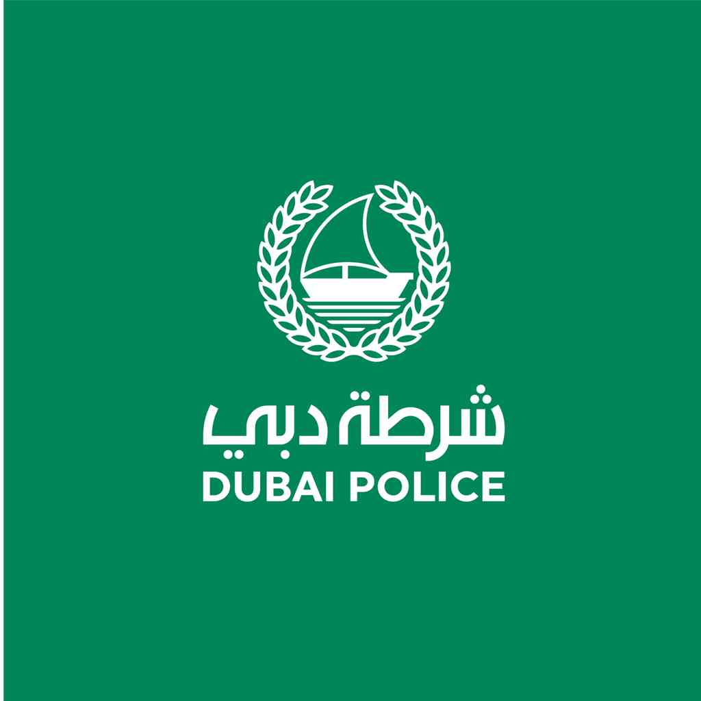 New Dubai Police Logo