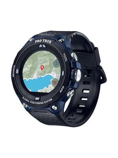 CasioPro-Trek-WSD-F20A-smartwatch-for-UAE