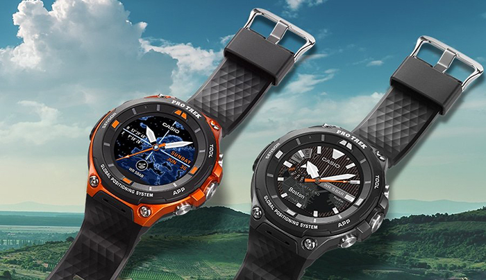 Casio launches of new 'Pro Trek WSD-F20A' outdoor smartwatch for UAE market