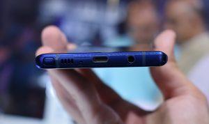 Samsung-Note9 - USB TypeC, 3.5mm jack