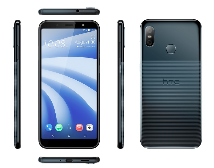HTC U12 life_MoonlightBlue