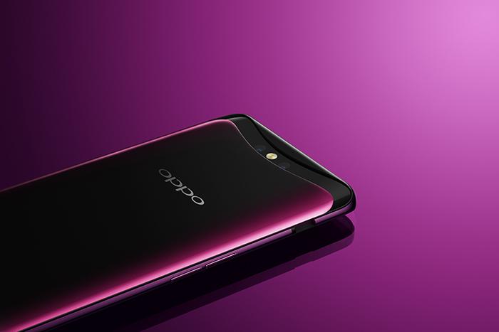 Oppo-Find-X-smartphone