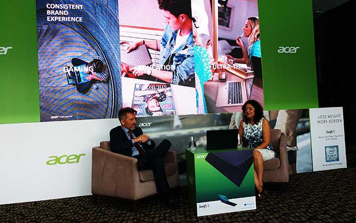 Acer Announces Highest Net Income In Eight Years