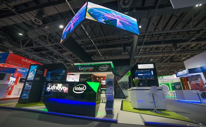 Lenovo speaks about AI and intelligent transformation at Gitex Technology Week 2018