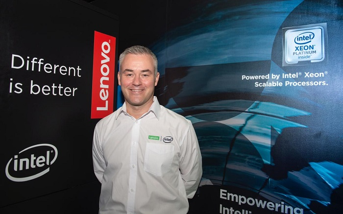 Richard Wilcox, Data Centre Group (DCG) Regional Director, Lenovo Middle East