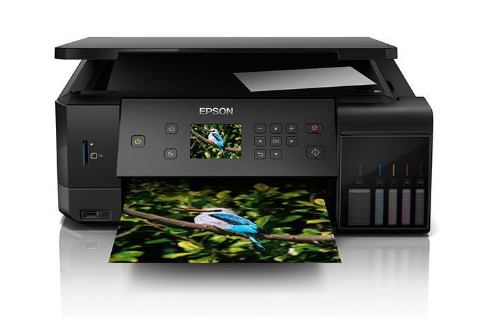 Cost effective Epson's new EcoTank photo printers