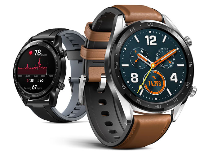 Huawei launches smart GT watch with 2 week battery life